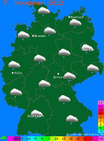 Deutschlandkarte